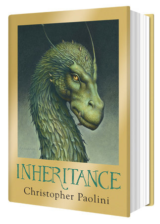 Inheritance Deluxe Edition (The Inheritance Cycle, Book 4) by Christopher Paolini