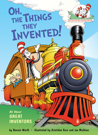 Oh, the Things They Invented! Cover