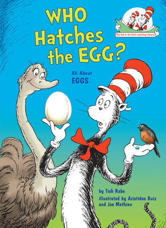 Who Hatches the Egg? Cover
