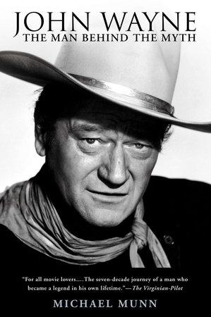 John Wayne by Michael Munn