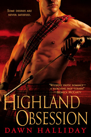 Highland Obsession by Dawn Halliday
