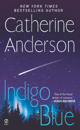 Indigo Blue by Catherine Anderson