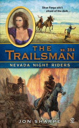 The Trailsman #354 by Jon Sharpe