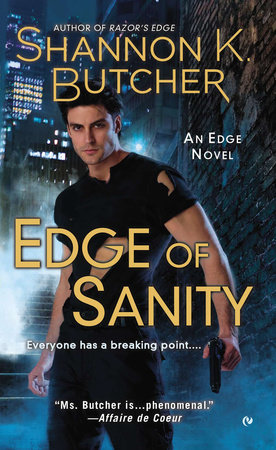 Edge of Sanity by Shannon K. Butcher