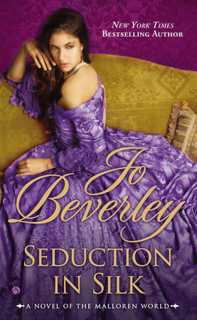 Seduction in Silk by Jo Beverley