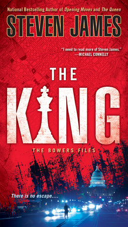 The King by Steven James