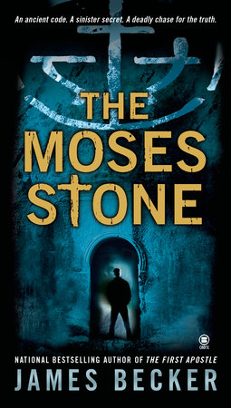 The Moses Stone by James Becker