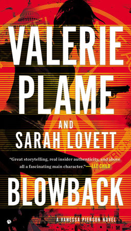Blowback by Valerie Plame