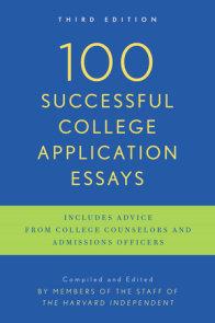 100 Successful College Application Essays