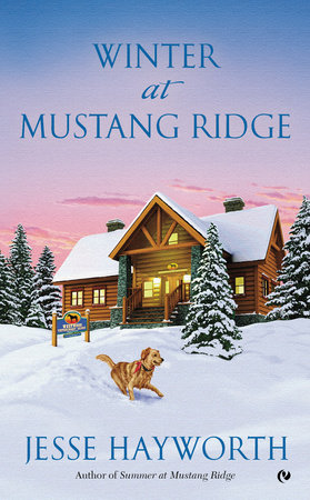 Winter at Mustang Ridge by Jesse Hayworth