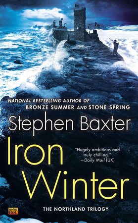 Iron Winter by Stephen Baxter
