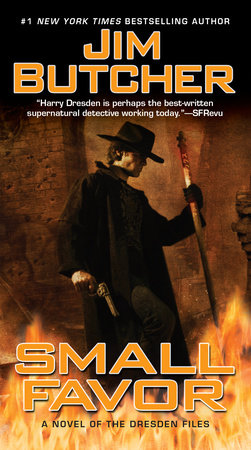 Small Favor by Jim Butcher