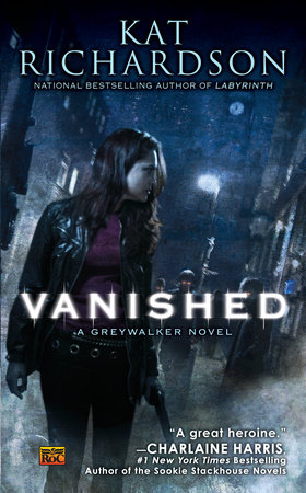 Vanished by Kat Richardson
