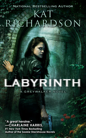 Labyrinth by Kat Richardson