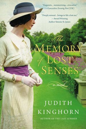 The Memory of Lost Senses by Judith Kinghorn