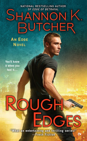 Rough Edges by Shannon K. Butcher