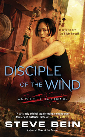Disciple of the Wind by Steve Bein