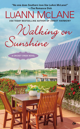 Walking on Sunshine by LuAnn McLane