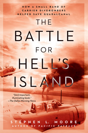 The Battle for Hell's Island by Stephen L. Moore