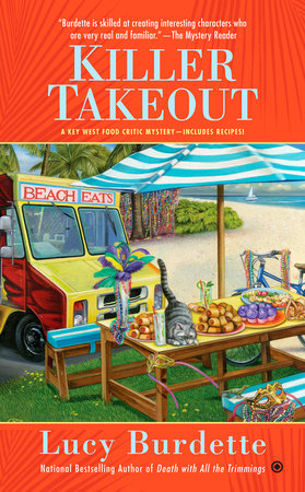 Killer Takeout by Lucy Burdette