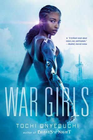 War Girls Book Cover Picture