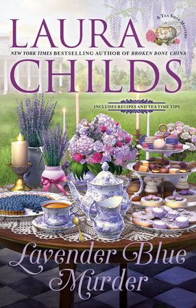 Lavender Blue Murder by Laura Childs
