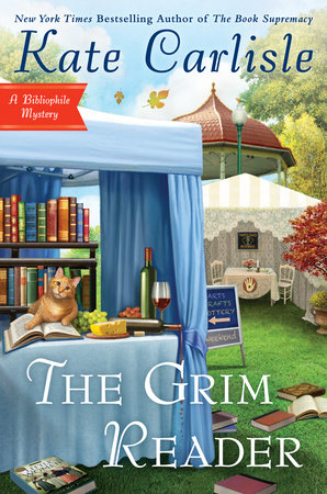 The Grim Reader by Kate Carlisle