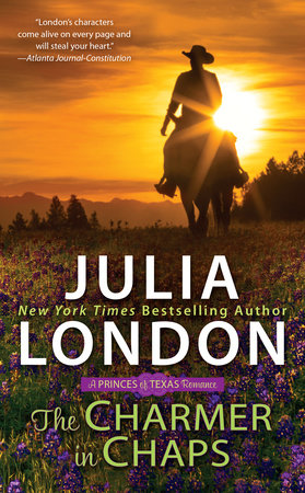 The Charmer in Chaps by Julia London