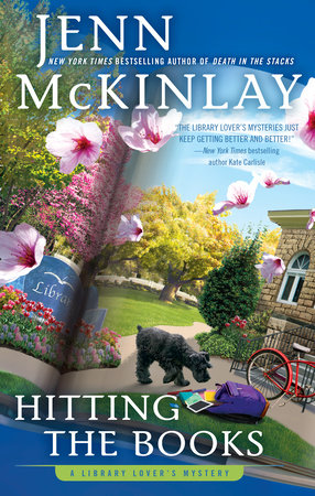 Hitting the Books by Jenn McKinlay