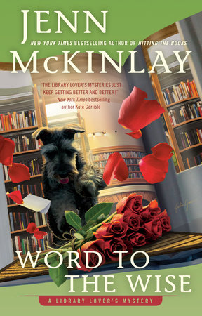 Word to the Wise by Jenn McKinlay