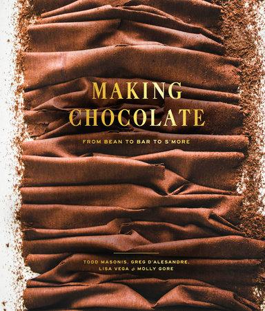 Making Chocolate by Dandelion Chocolate