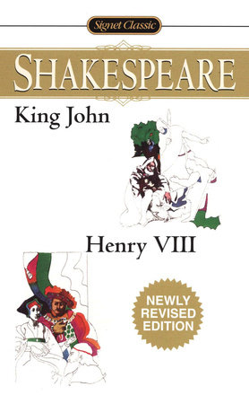 King John/Henry VIII by William Shakespeare