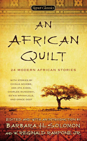 An African Quilt by