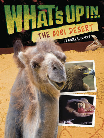 What's Up in the Gobi Desert by Ginjer L. Clarke