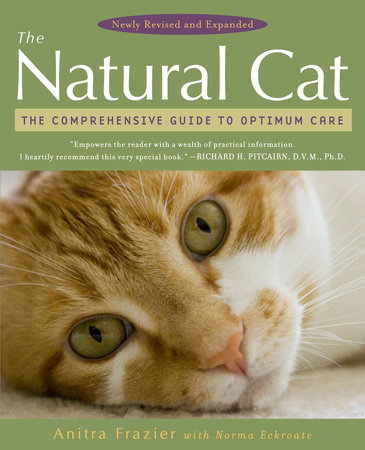 The Natural Cat by Anitra Frazier and Norma Eckroate