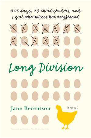 Long Division by Jane Berentson
