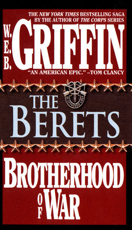 The Berets by W.E.B. Griffin