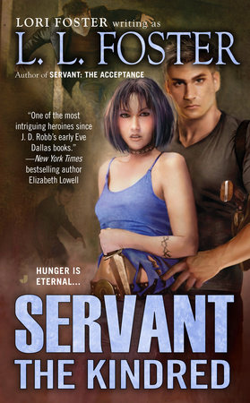 Servant: The Kindred by Lori Foster writing as L.L. Foster