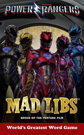 Power Rangers Mad Libs by Gabriel Cooper