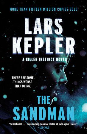 The Sandman by Lars Kepler
