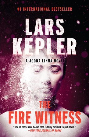 The Fire Witness by Lars Kepler