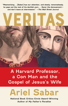 Veritas by Ariel Sabar