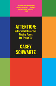 Attention: A Personal History of Finding Focus (or Trying To)