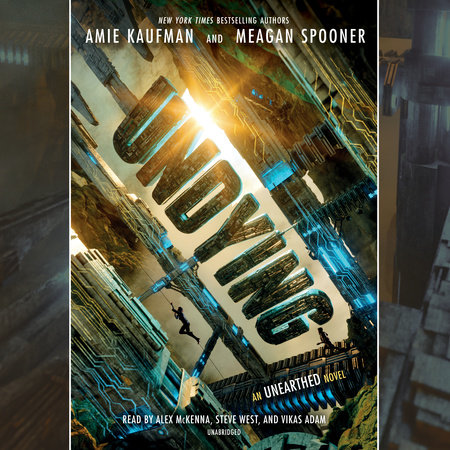 Undying by Amie Kaufman and Meagan Spooner