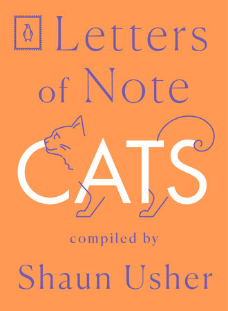 Letters of Note: Cats by