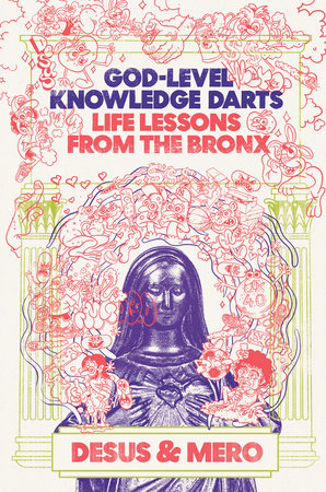 God-Level Knowledge Darts by Desus & Mero