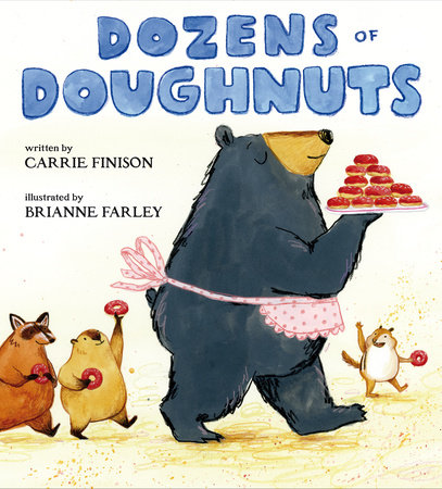 Dozens of Doughnuts by Carrie Finison