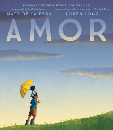 Amor by Matt de la Peña