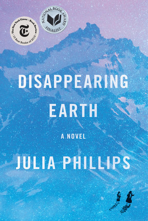 Disappearing Earth Book Cover Picture