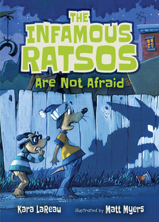 The Infamous Ratsos Are Not Afraid